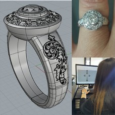 Jewellery design and manufacturing12